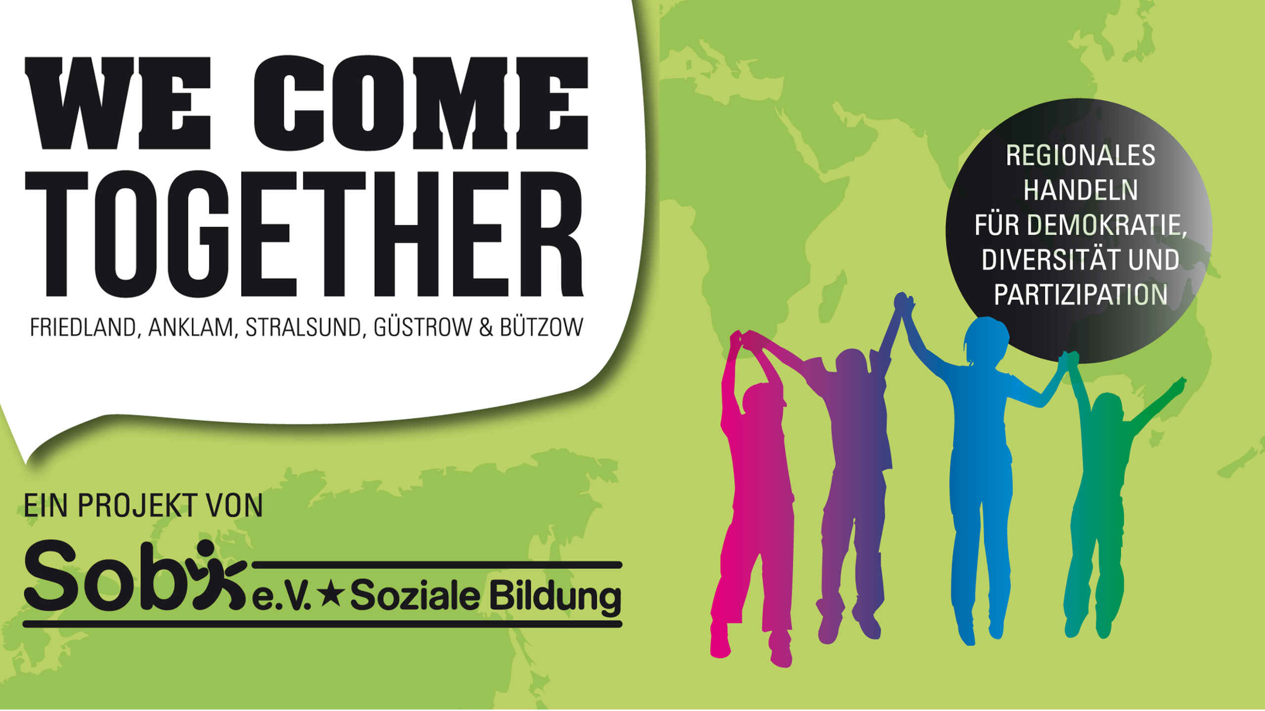 Modellprojekt: We come together