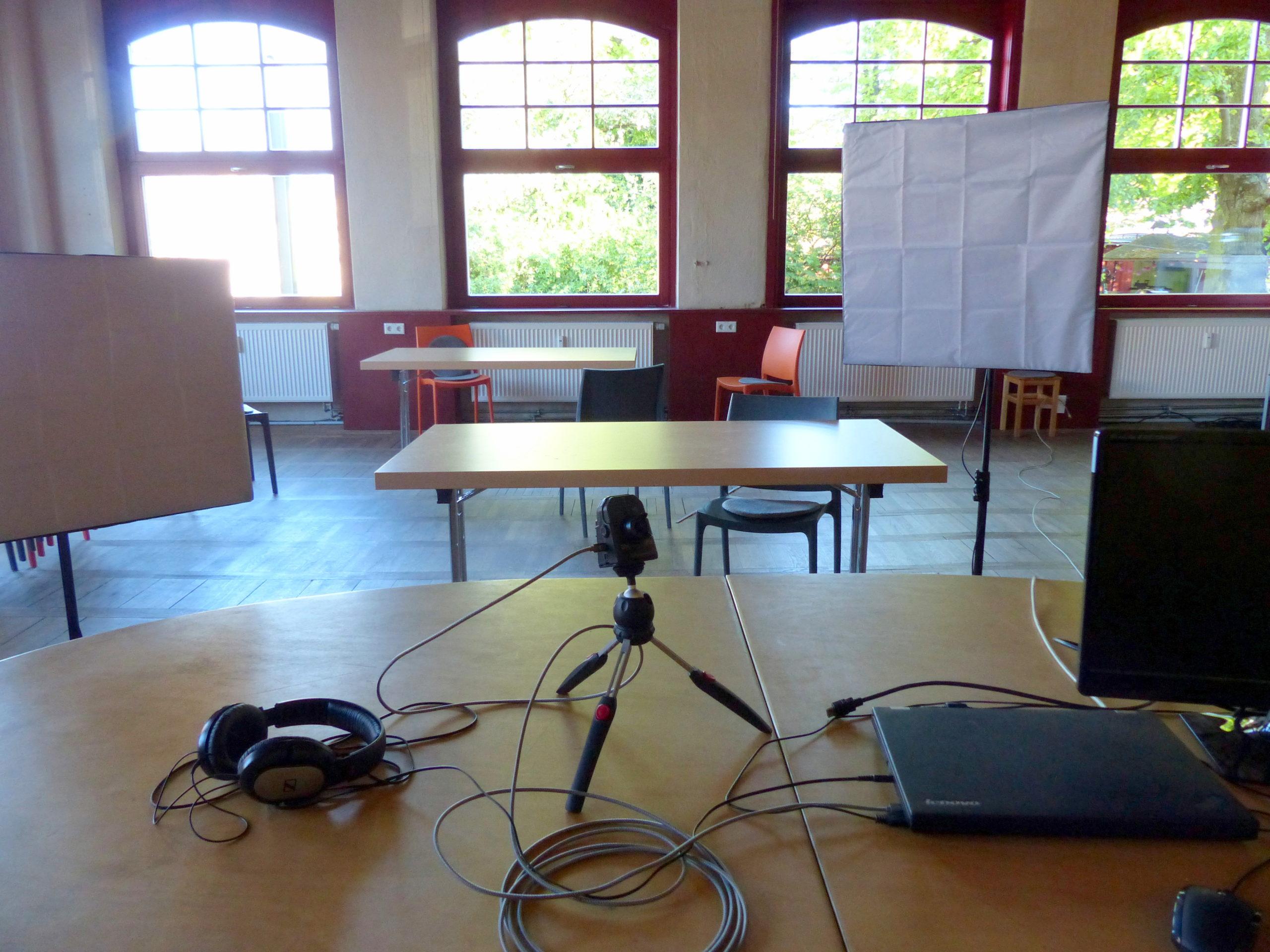 Online-Seminarraum mieten